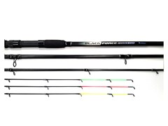 Фидерное удилище Mottomo Black Force Feeder 3.60м 60-120гр
