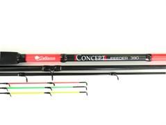 Фидерное удилище Mottomo Concept Feeder 3.30м 120-180гр