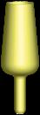Универсальный Держатель Светлячка Cralusso Universal 4,5мм 3шт/уп