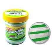 Форелевая Паста Berkley Glow/Green/White бело-зеленая светящаяся 50гр