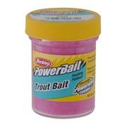 Форелевая Паста Berkley Natural Scent Trout Bait Pink Розовый 50гр