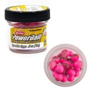 Икра Berkley PowerBait Floating Salmon Eggs Garlic Purple Pink чеснок
