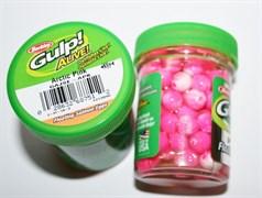 Икра Berkley Gulp! Alive Floating Salmon  Eggs Arctic Pink