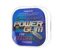 Фидергам Flagman Feeder Gum Sherman 10м d0,6мм 5,8кг