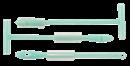 Боковой отвод Cralusso T Distance Holder M