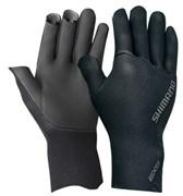 Перчатки Shimano GL-061S Размер JP M Цвет Чёрный