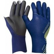 Перчатки Shimano GL-061S Размер JP M Цвет Синий