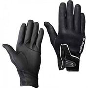 Перчатки Shimano GL-095Q Размер JP M Цвет Чёрный