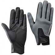 Перчатки Shimano GL-095Q Размер JP M Цвет Серый
