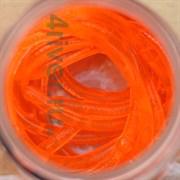 Мягкая приманка Neon 68 Лапша Доширак 9см 12шт/уп Сыр 3D Оранжевый