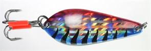 Блесна Колебалка VKG Атом М 10гр 6см #105-HCr
