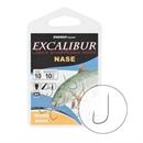 Крючки Excalibur Nase River King Ns 10