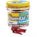 Искусственный Мотыль Berkley PowerBait Maxi Blood Worm