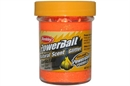 Форелевая Паста Berkley TroutBait Glitter Garlic Чеснок Fluorescent Orange 50гр