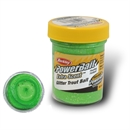 Форелевая Паста Berkley TroutBait Glitter Garlic Чеснок Spring Green 50гр