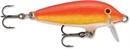 Воблер Rapala Floating Original плавающий 0,6-1,2м, 3см 2гр GFR