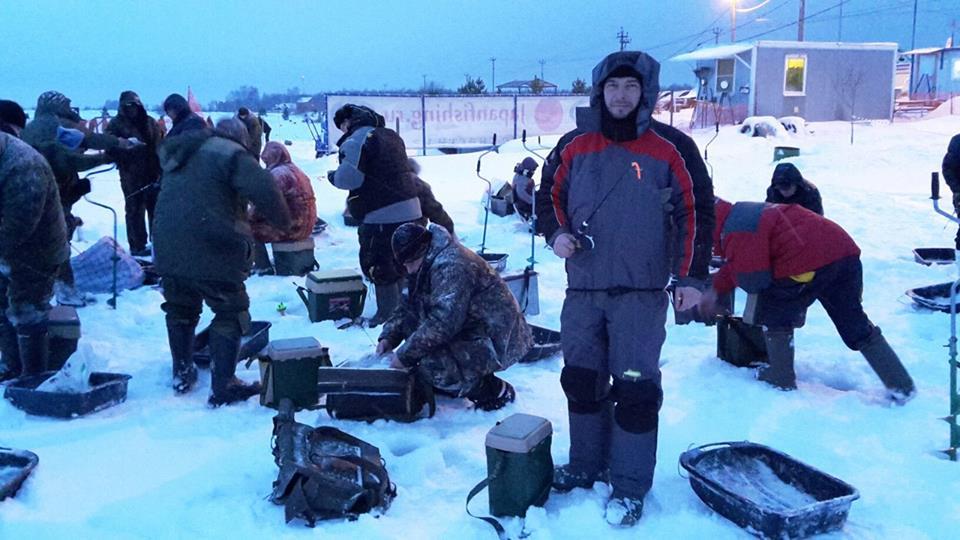 Отчеты о рыбалке бисерово марс